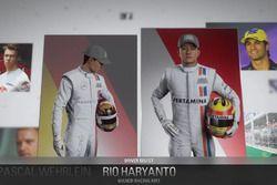 Rio Haryanto di video game F1 2016