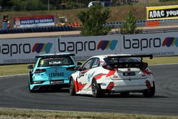Rob Huff, Leopard Racing Team WRT, Volkswagen Golf GTi TCR, Roberto Colciago, M1RA, Honda Civic TCR