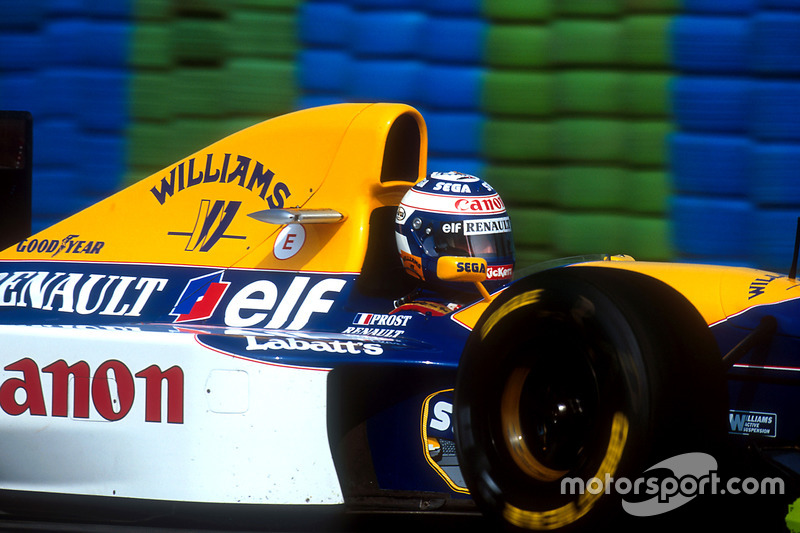 Williams 1993: Alain Prost, Williams FW15C