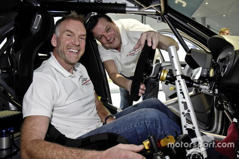 James Kaye, Simon Caddy, Cadspeed Racing