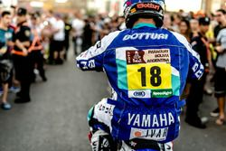 #18 Yamaha Official Rally Team: Alessandro Botturi