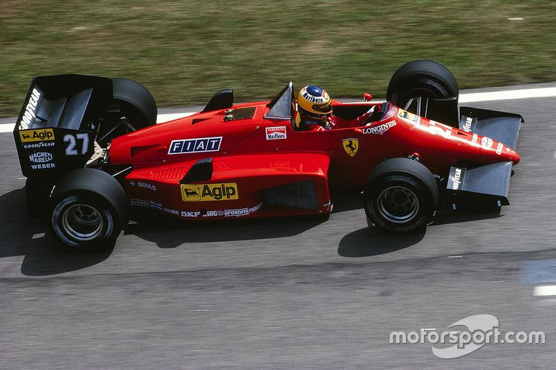 1985. Ferrari 156/85