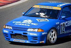 1990 Calsonic Nissan Skyline GT-R JTC Group A