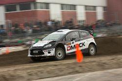 Elfyn Evans, Ford Fiesta WRC