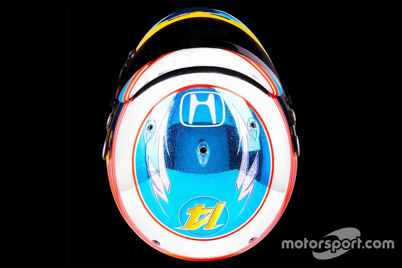 Singapour 2016 - Fernando Alonso, McLaren