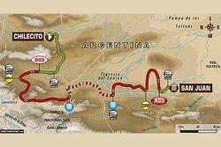 Stage 10: Chilecito - San Juan
