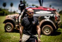 #306 X-Raid Team Mini: Язид Аль-Раджи