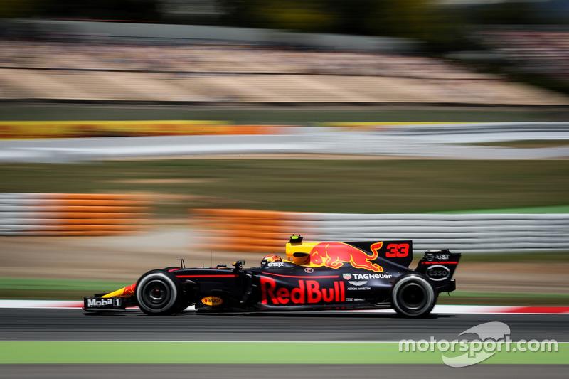 5. Макс Ферстаппен, Red Bull Racing RB13