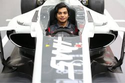 Arjun Maini, Haas F1 Team development driver