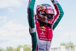 Ganador, Charles Leclerc, PREMA Powerteam