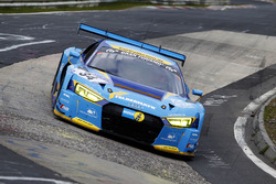#34 Car Collection Motorsport, Audi R8 LMS: Peter Schmidt, Klaus Koch, Christian Kranenberg