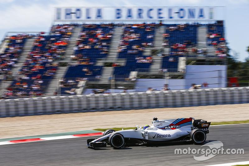 9: Фелипе Масса, Williams FW40