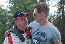 Marcel Steiner e Stefano Lo Bartolo