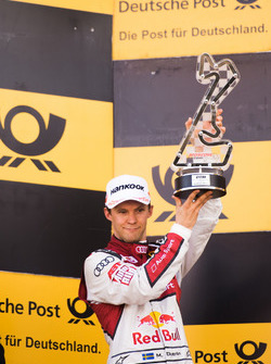 Podyum: 2. Mattias Ekström, Audi Sport Team Abt Sportsline, Audi A5 DTM