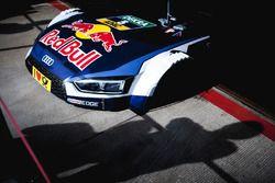 Capó de coche de Mattias Ekström, Audi Sport Team Abt Sportsline, Audi A5 DTM
