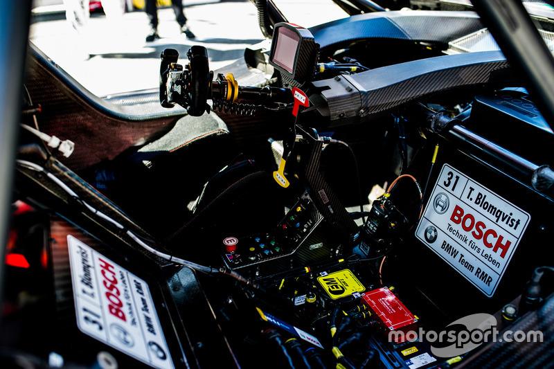 Том Бломквист, BMW M4 DTM