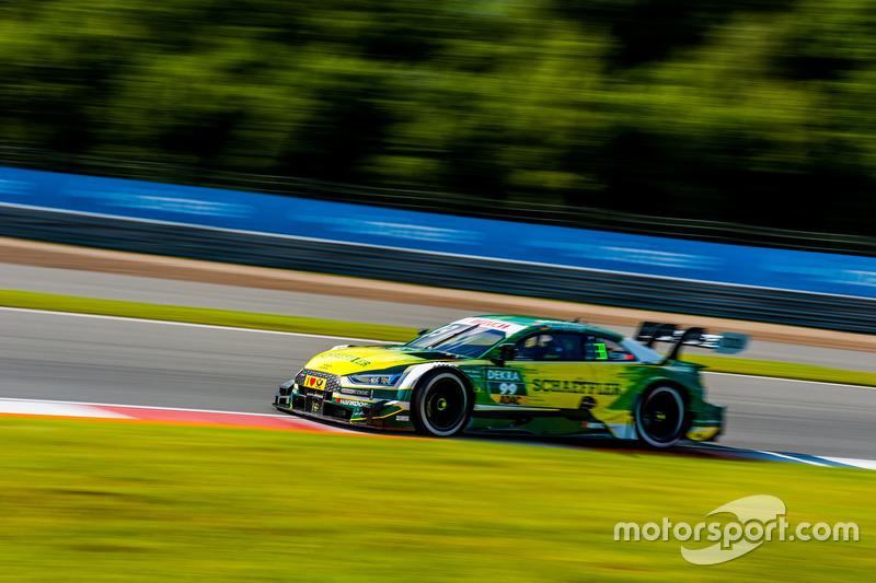 Майк Роккенфеллер, Audi RS5 DTM, Audi Sport Team Phoenix