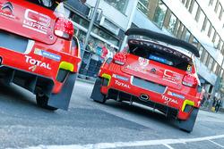 Сервіс Citroën World Rally Team