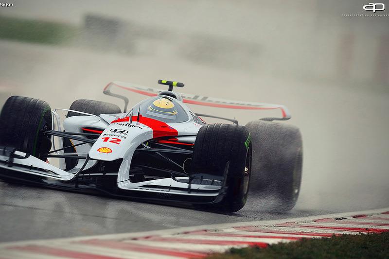 McLaren de 2025