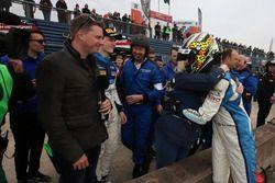 Stuart Middleton, William Tregurtha, HHC Motorsport, Ginetta G55 GT4