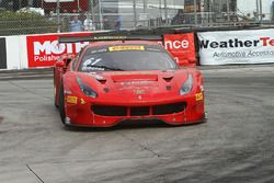 #61 R.Ferri Motorsport Ferrari 488 GT3: Alex Riberas