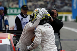 Timo Glock, BMW Team RMG, BMW M4 DTM and Augusto Farfus, BMW Team RMG, BMW M4 DTM