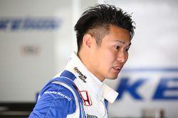 #17 Keihin Real Racing Honda NSX Concept-GT: Koudai Tsukakoshi