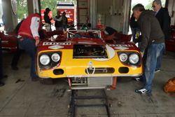 Кузов Alfa Romeo 33 TT 3