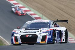 #26 Sainteloc Racing Audi R8 LMS: Romain Monti, Christopher Haase