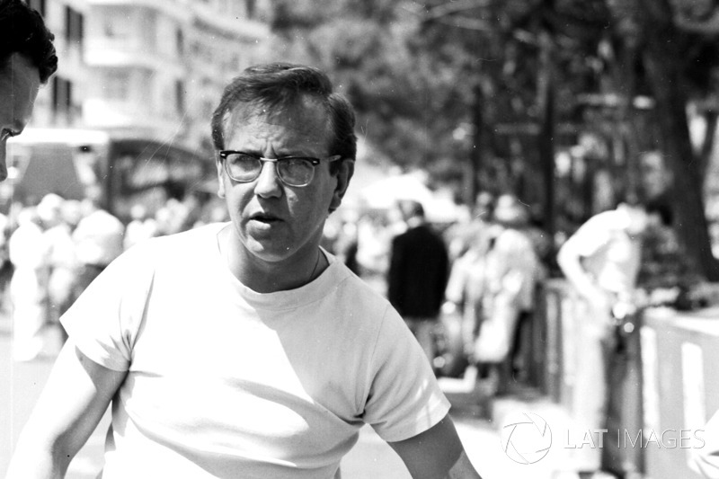 Бернар Коломб (1961-1963)