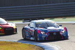 #6 Lexus Team LeMans Lexus RC F: Kazuya Oshima, Andrea Caldarelli