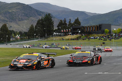 #48 Interlloy M Motorsport, Lamborghini Gallardo R-EX: Justin McMillan, Glen Wood