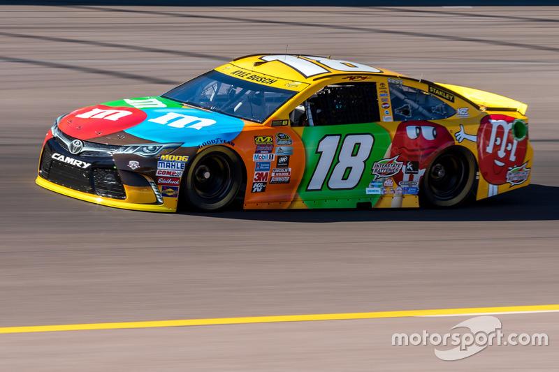 Kyle Busch - Joe Gibbs Racing – Toyota