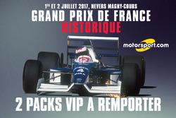 Concours GP France historique