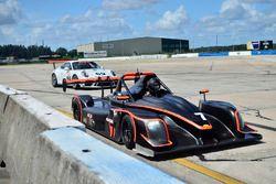 #7 FP1 Norma M20FC CN, Sam Tawfik, LMP Motorsports, #69 MP1B Porsche GT3 Cup, George Hazbun, Diego C