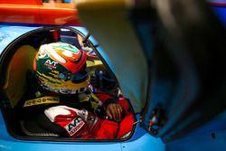 #34 Tockwith Motorsports Ligier JS P217 Gibson: Karun Chandhok
