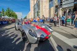 Демонстрация суперкаров