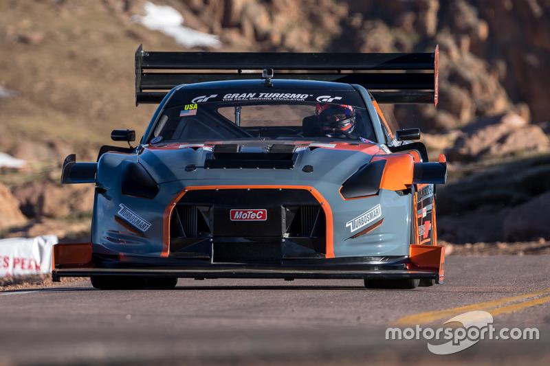 №23 Nissan GT-R: Кол Пауэлсон