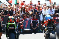 Ganador, Marco Melandri, Ducati Team