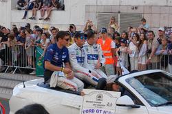 Time do astro da Indy Scott Dixon também marcou presença