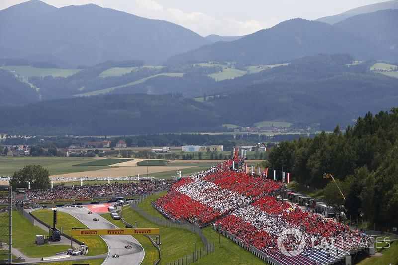 9. GP Austria (29 Juni - 1 Juli)