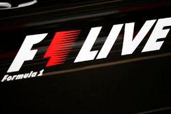 Logo: F1 Live