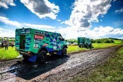 #320 GAZ RAID SPORT: Boleslav Levitskii, Aleksandr Obukhov