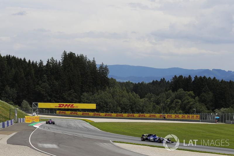 Паскаль Верляйн, Sauber C36-Ferrari