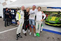Niccolo Mercatali, Francesca Linossi, Alex De Giacomi, Dinamic Motorspot