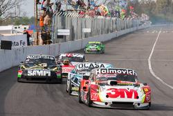 Mariano Werner, Werner Competicion Ford, Leonel Pernia, Dose Competicion Chevrolet, Leandro Mulet, M