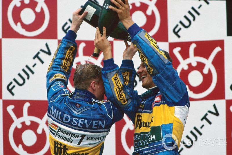 GP de Japón 1995
