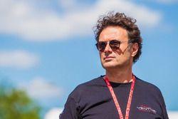 Gildo Pallanca Pastor, CEO Venturi