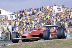 Gilles Villeneuve, Ferrari 312T5