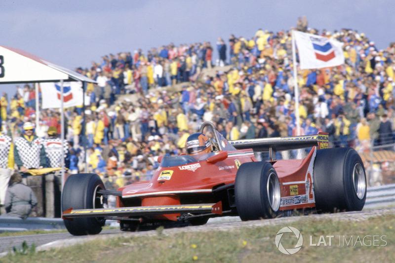 1980年:フェラーリ312T5